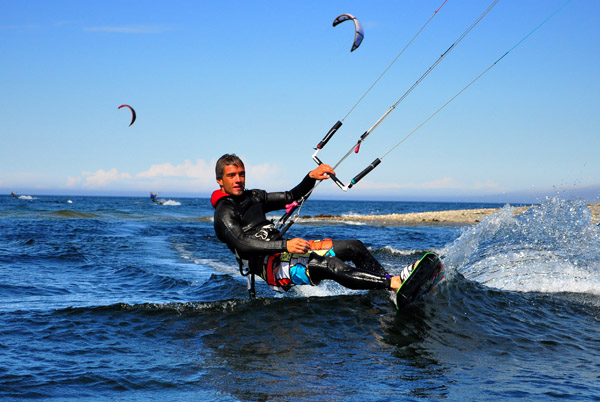 Kite Surf_Sainte-Anne-des-Monts